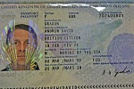 Andrew Gradon Passport